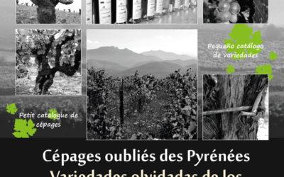 Catalogue des cépages oubliés des Pyrénées